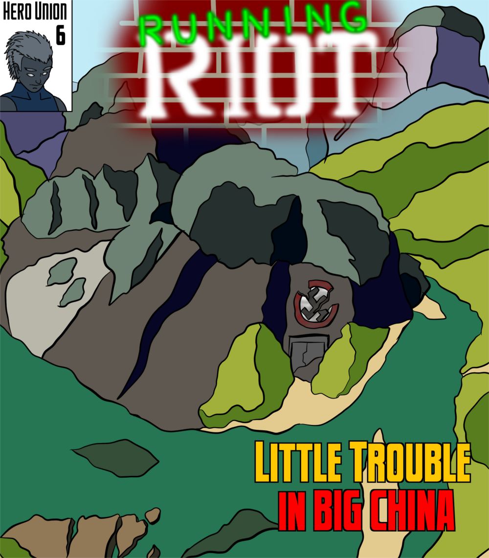 Chapter 6: Little Trouble in Big China