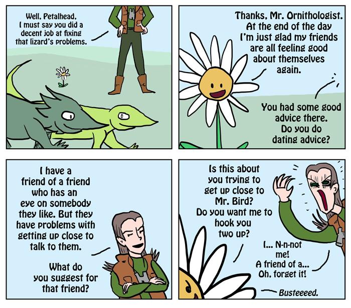 Mr. Ornithologist