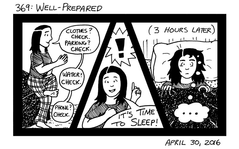 Well-Prepared