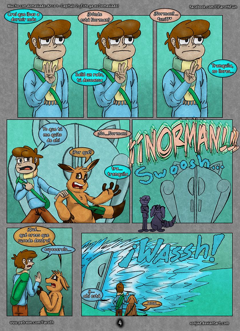 Cap 2 - pag 4: Espéeeeralo...