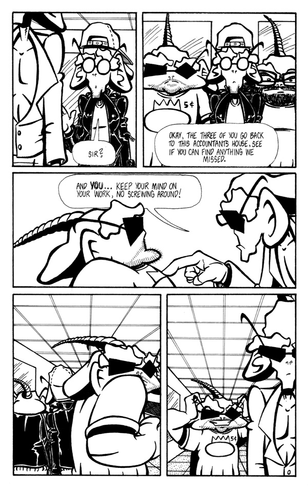 Dazed and Confused - Page 12