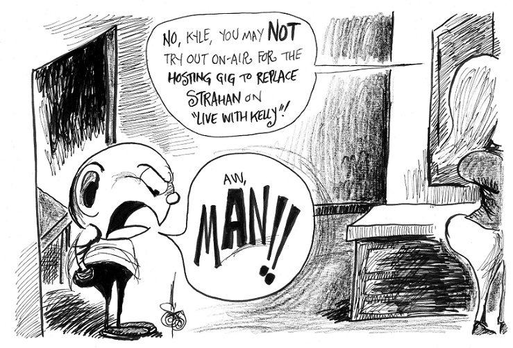 The Gap In Morning TV