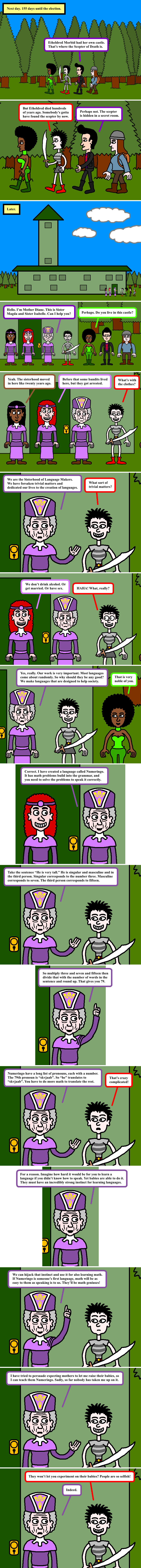 The Scepter of Death 7