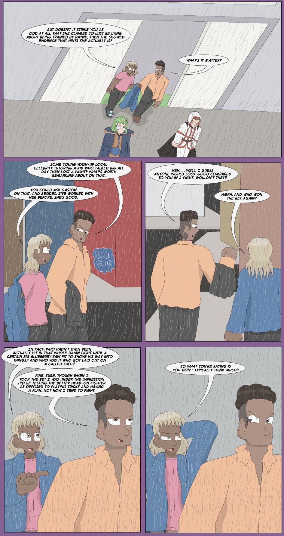 Filler: Flunkies, Page 1