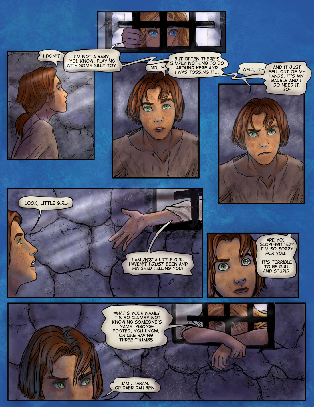 Chapter Six: Page Three