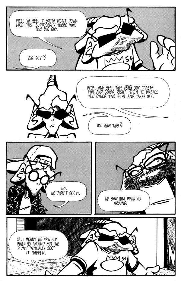 Dazed and Confused - Page 3