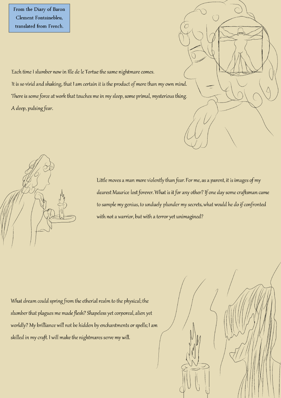 The Fontainebleu Pages, Page 6
