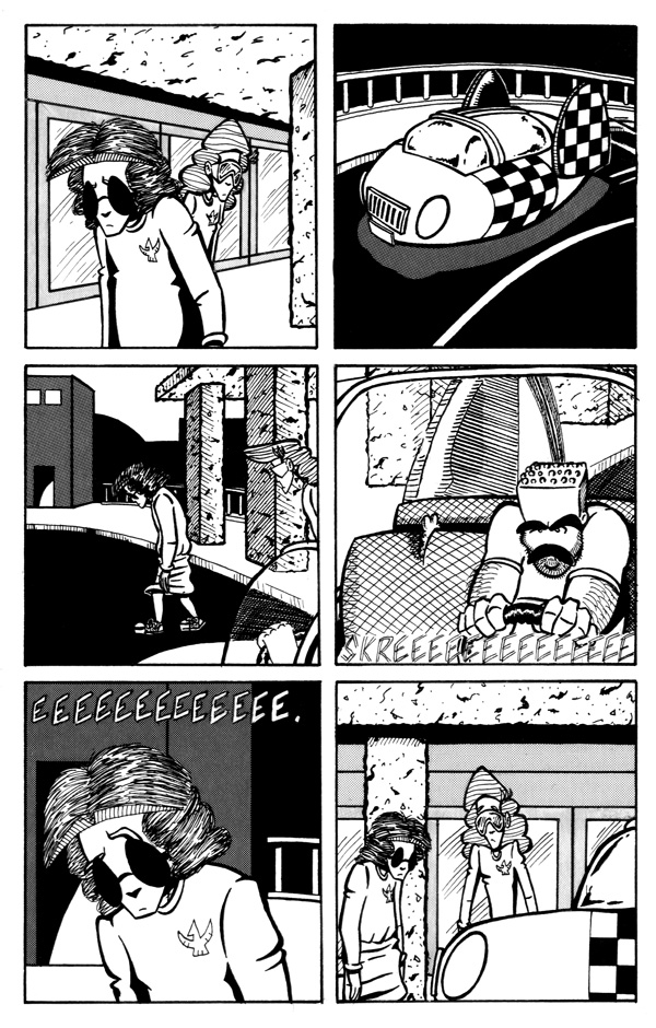 Dazed and Confused - Page 7