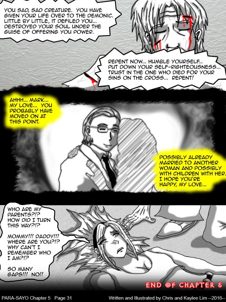 PARA-SAYO Chapter 5 Page 31