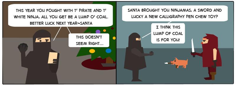 Christmas Plunder