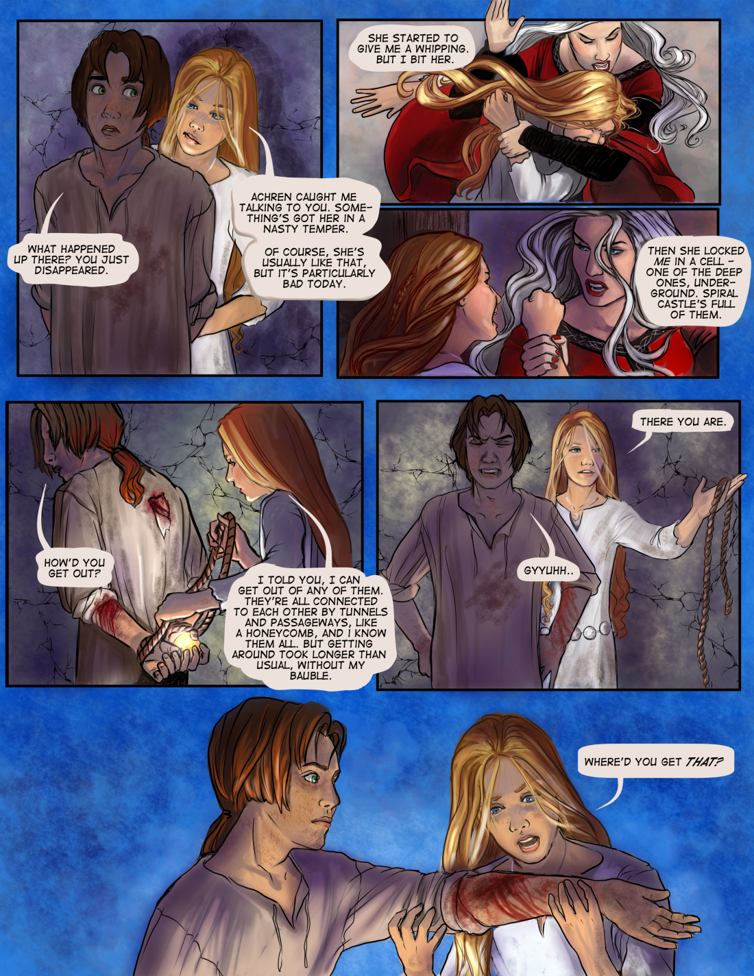 Chapter Six: page Eleven