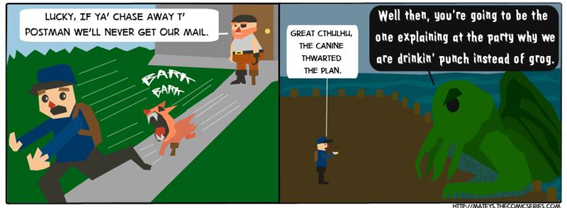Mail Run