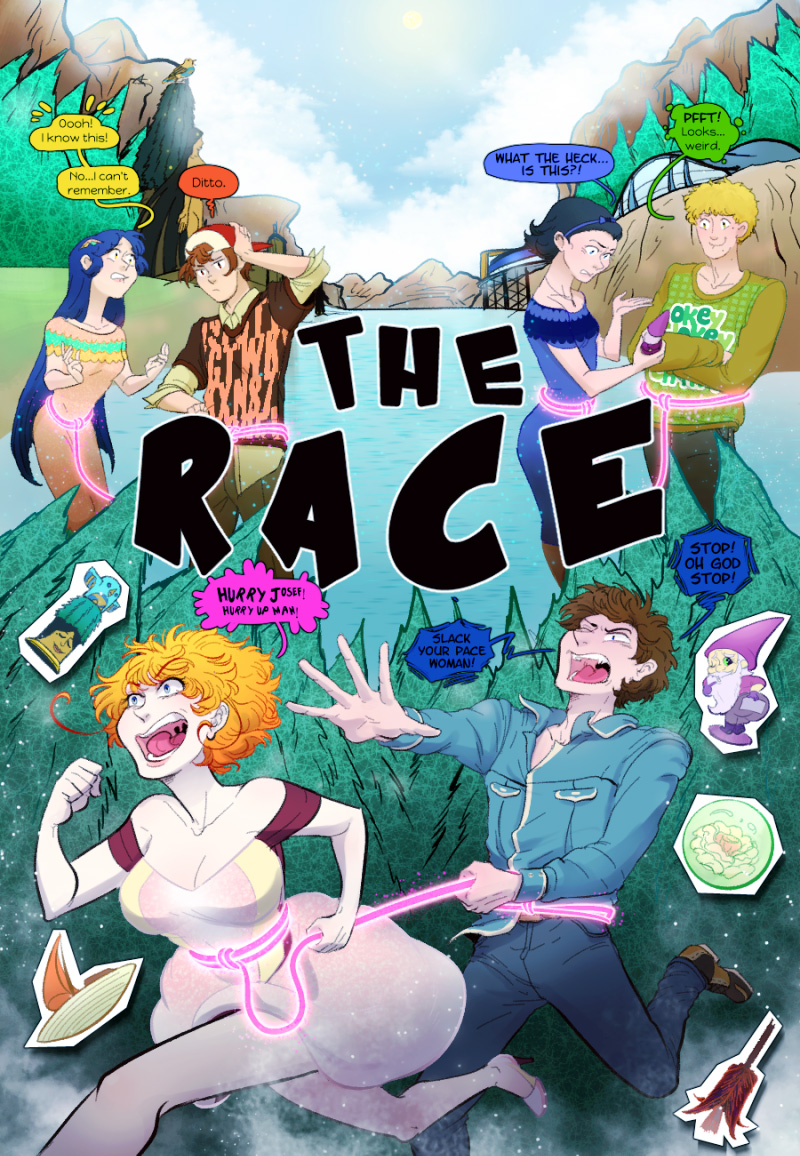 chap13-The Relay Race Illustration
