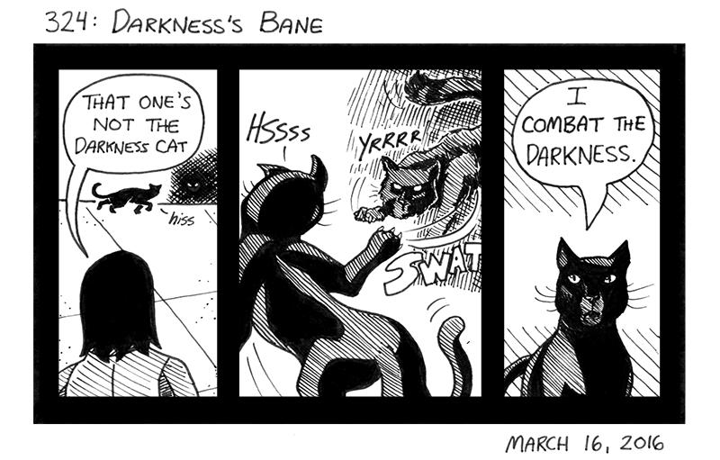 Darkness's Bane
