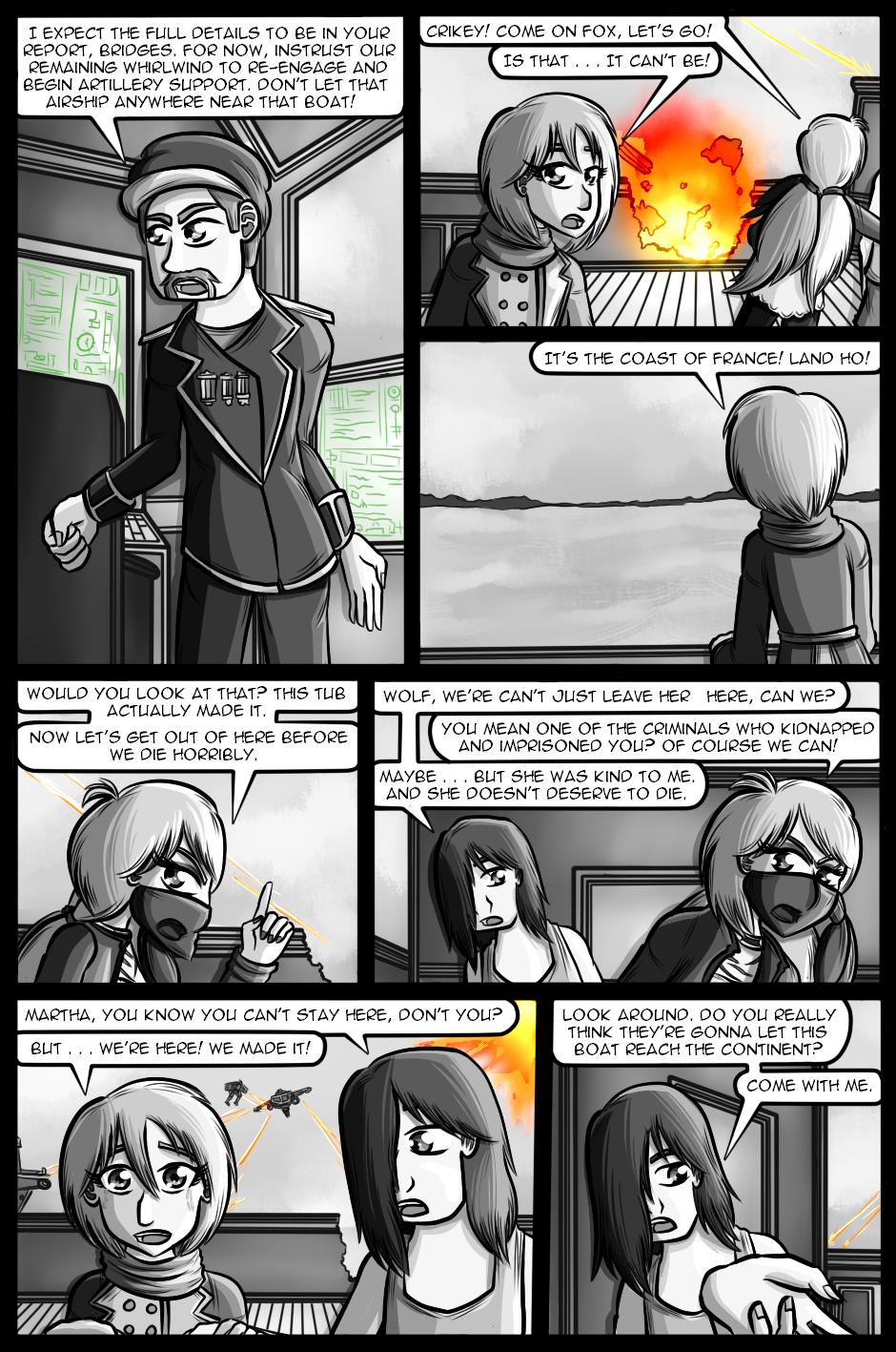 Fire Suppression, Part 36