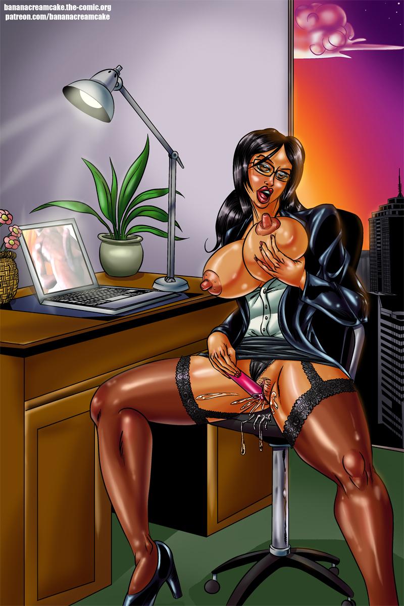 Bonus: Office Pleasure