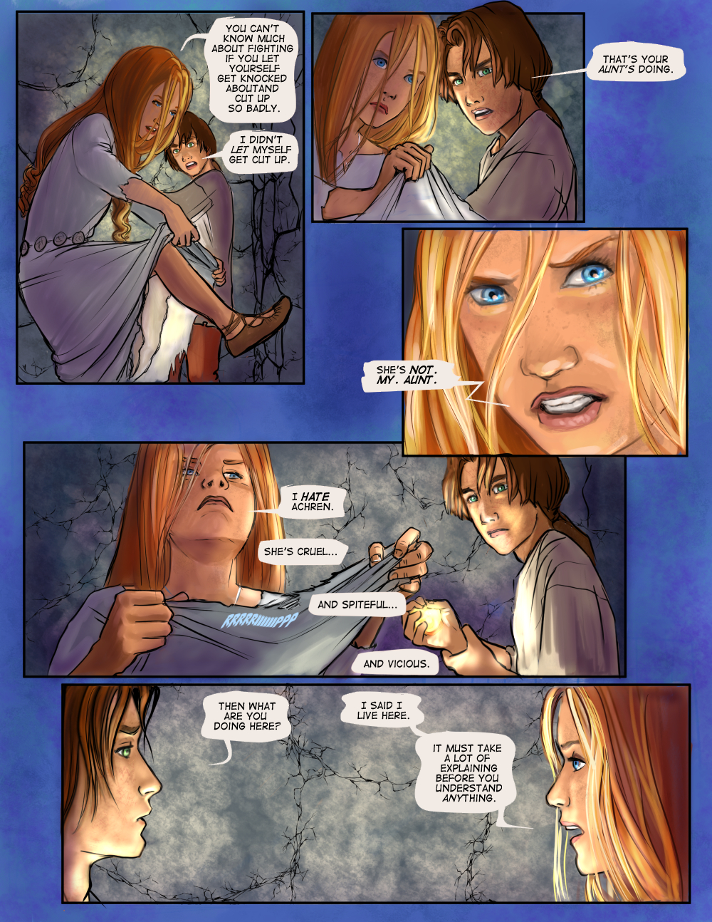 Chapter Six: Page Twelve