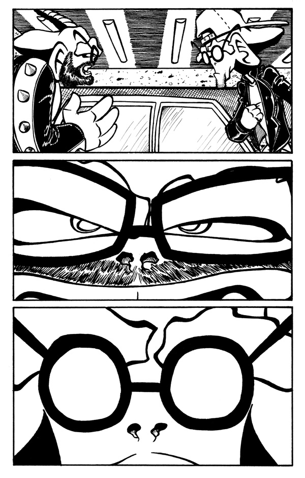 Dazed and Confused II - Page 11