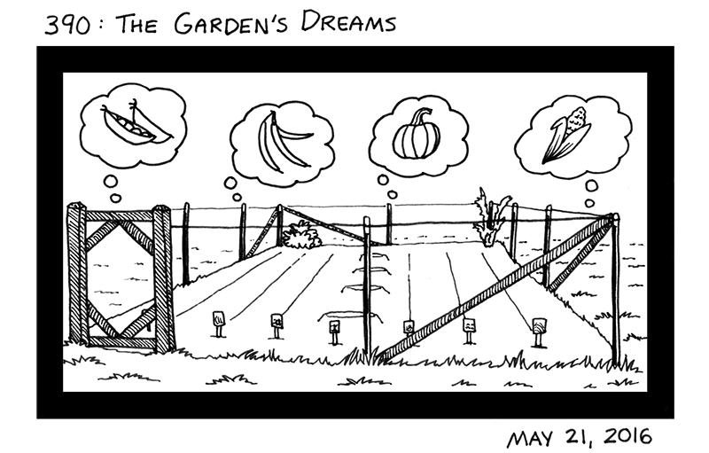 The Garden's Dreams