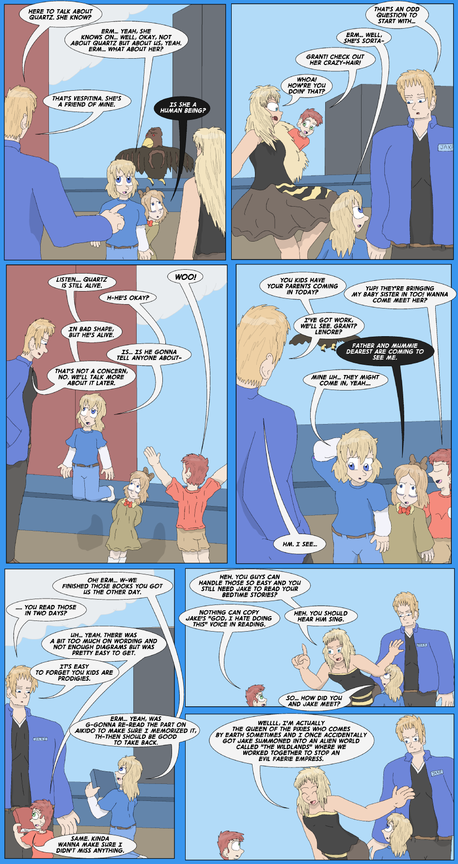 Tangled Up In Blue, Page 12