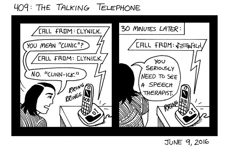The Talking Telephone