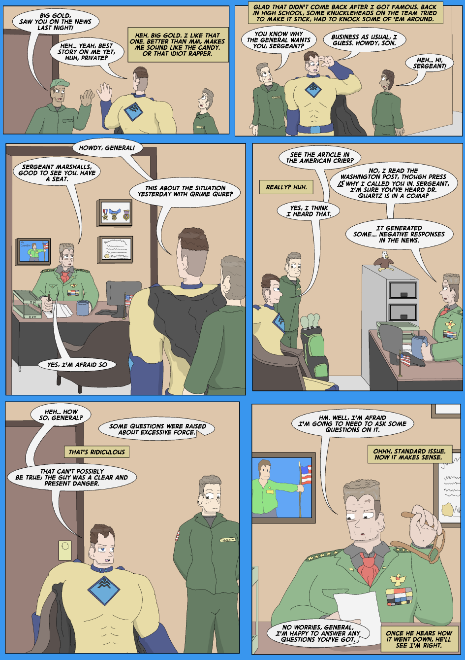 Tangled Up in Blue, Page 5