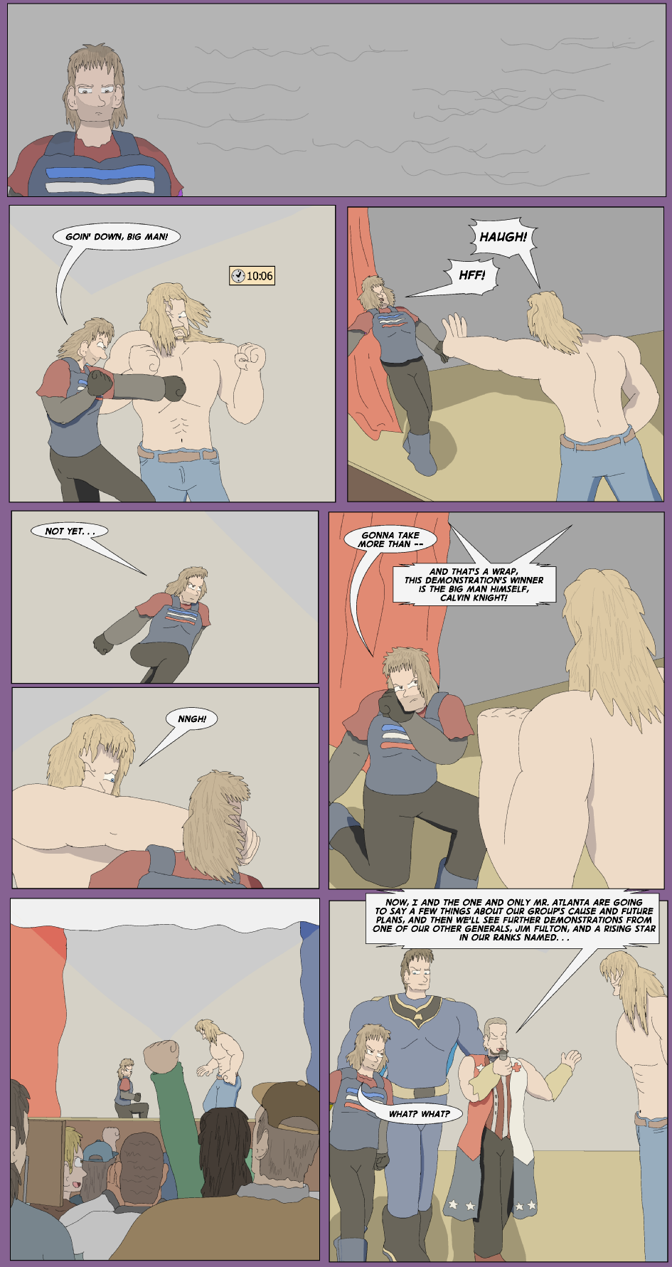 Storms Are Brewing- Page 5