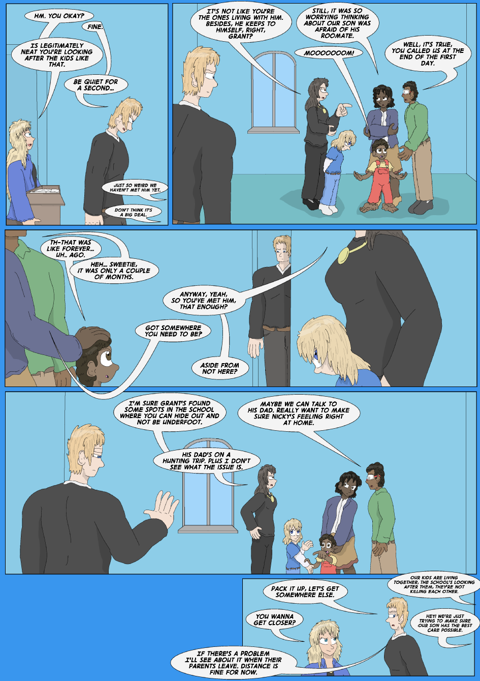 Tangled Up In Blue, Page 20