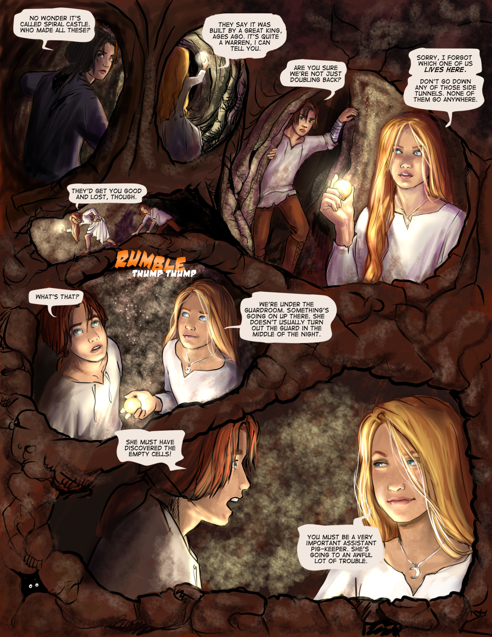 Chapter Seven: Page Two