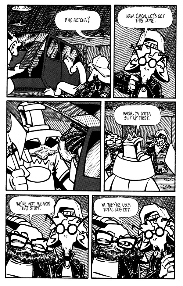 Welcome Back Walter - Page 7