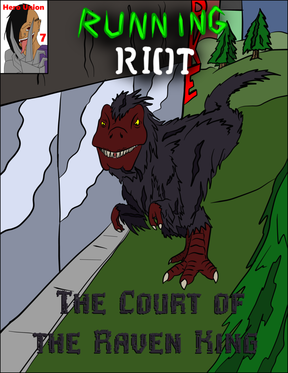 Chapter 7: The Court of the Raven King