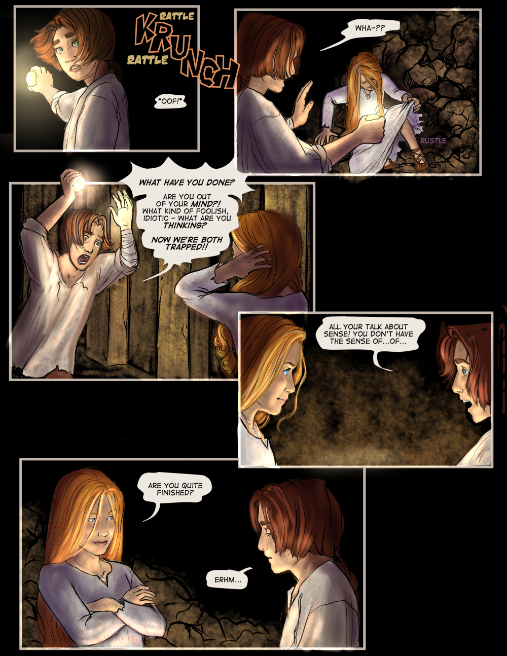Chapter Seven: Page Eight