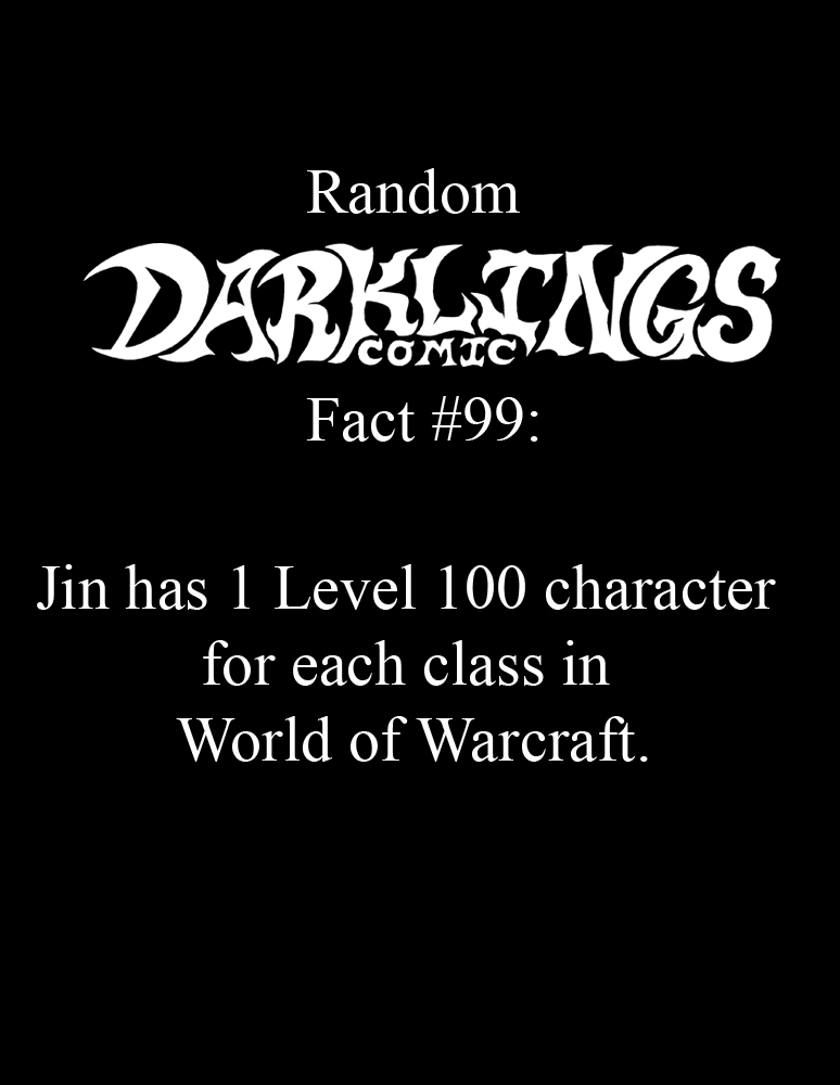 Random Fact #99