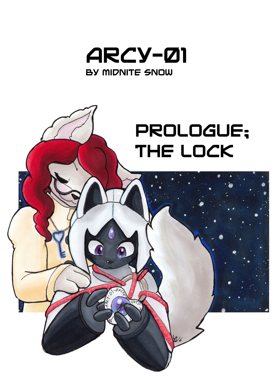 Prologue: the lock