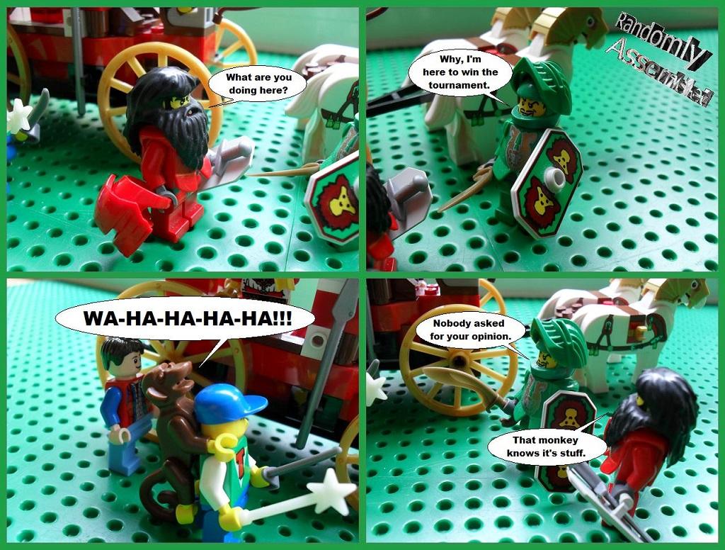 #505-Smart Monkey