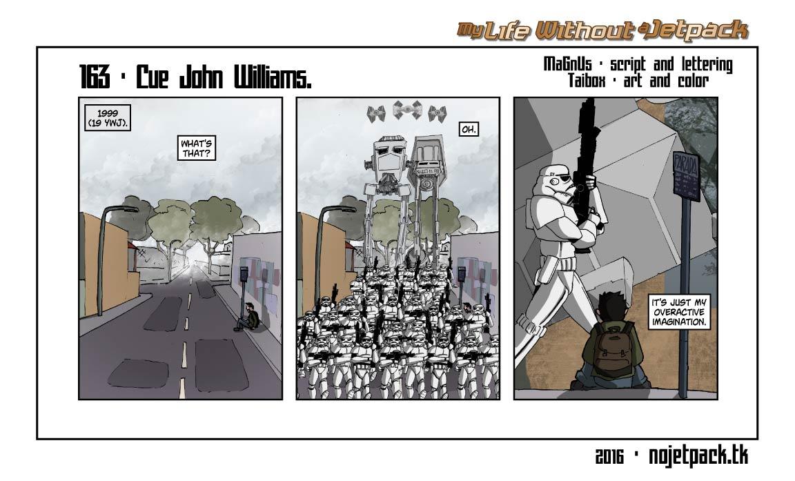 163 - Cue John Williams.