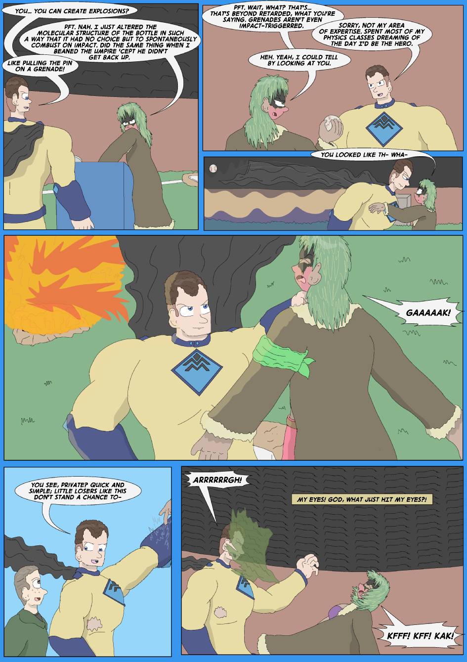 Tangled Up In Blue, Page 24