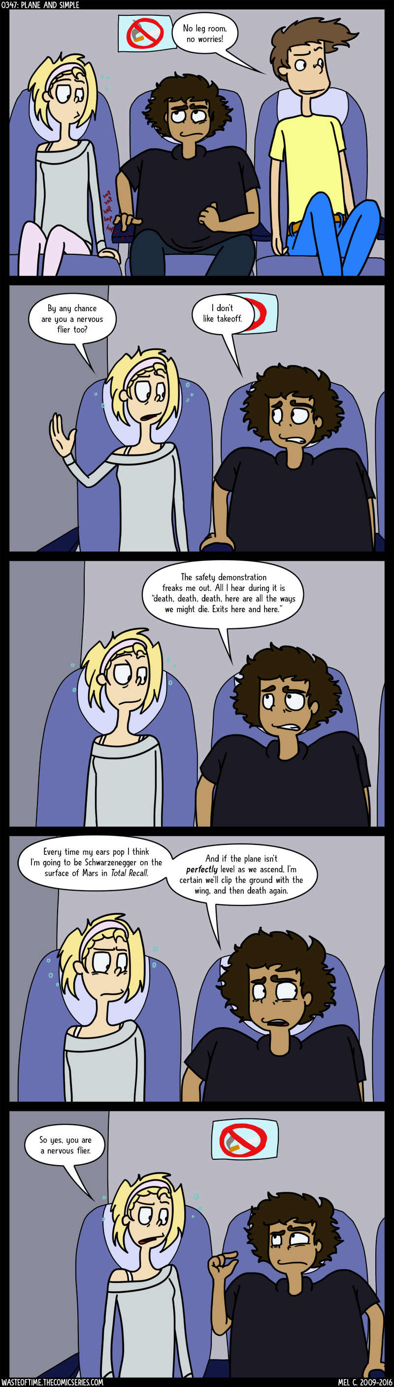 0347: Plane and Simple
