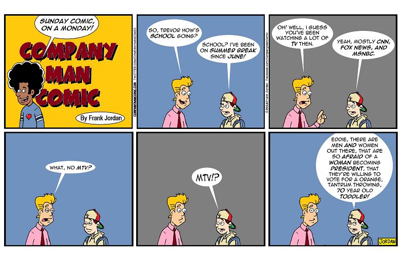 Teens say the darndest things! 8/8/16