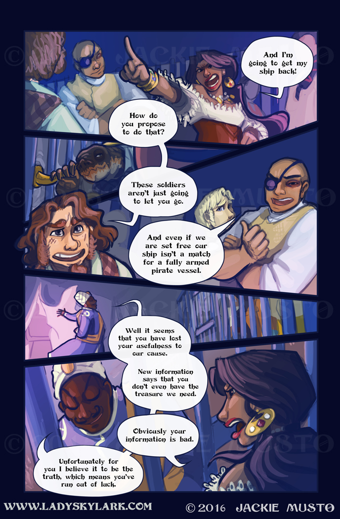 Lady Skylark and the Queen's Treasure - Page 228
