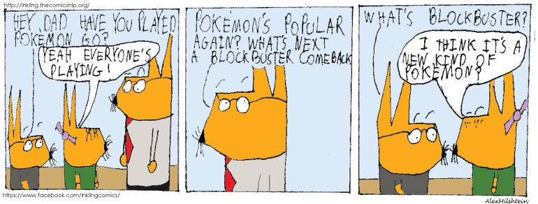 Pokemon Go?