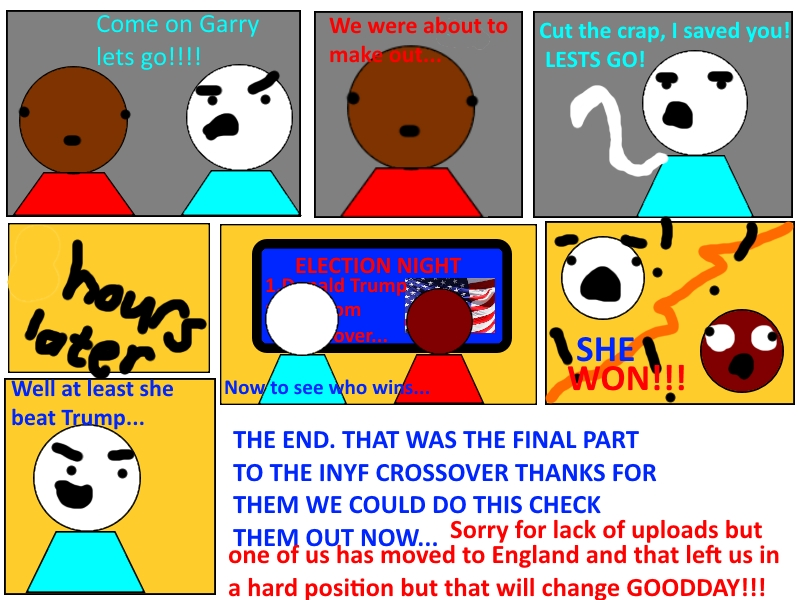 INYF crossover part.4 FINAL