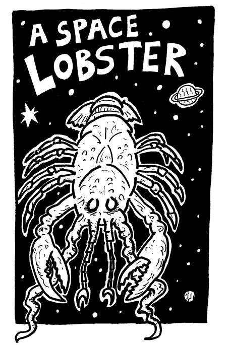 Space Lobster