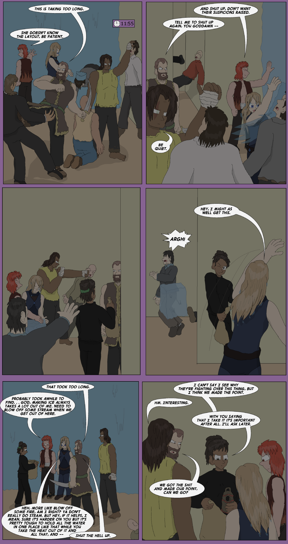 Storms Are Brewing- Page 20