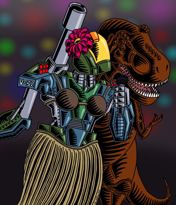 War Planet by DoryH