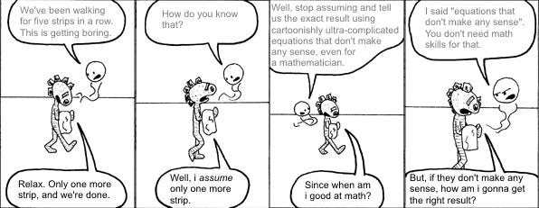 Mathematician's Answer