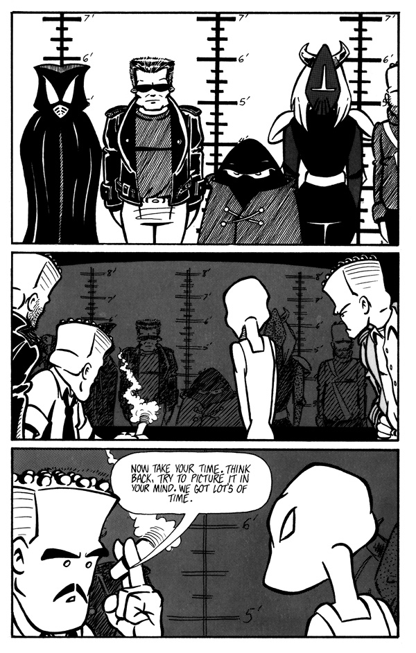 Fools in the Rain - Page 17