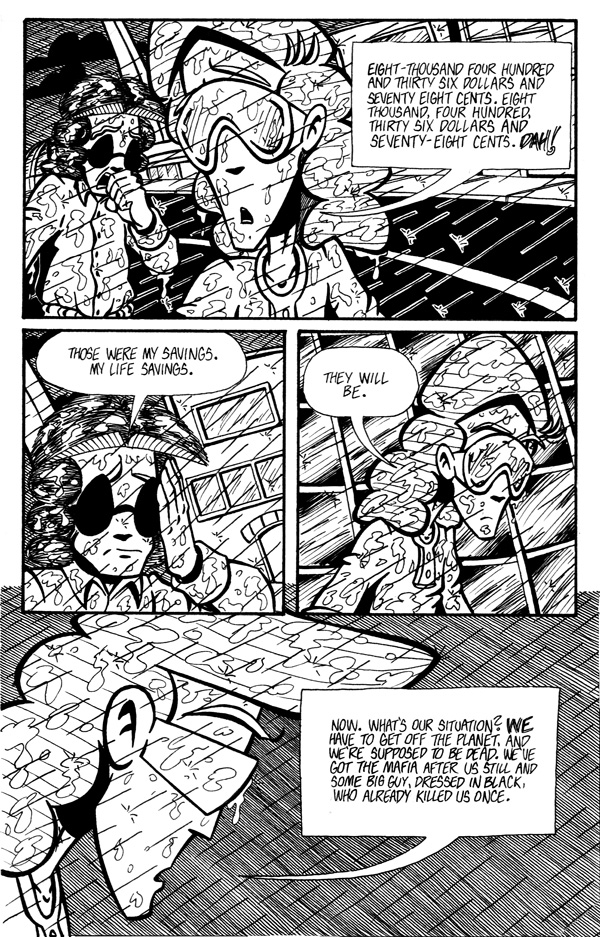 Fools in the Rain - Page 13