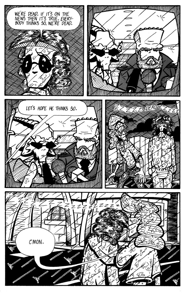 Fools in the Rain - Page 16