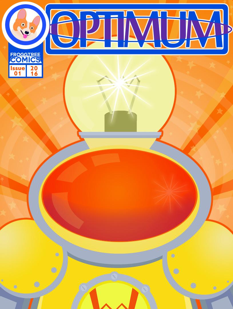 Optimum - Issue 1 - Cover